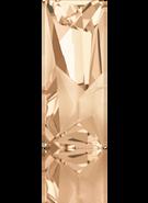 Swarovski Fancy Stone 4925 MM 23,0X 9,0 CRYSTAL GOL.SHADOW F(20pcs)