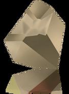 Swarovski Fancy Stone 4923 MM 28,0X 24,0 CRYSTAL METLGTGOLD F(8pcs)