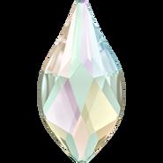 Swarovski FlatBack 2205 - 7.5m, Crystal Aurora Boreale (Foiled), 288pcs