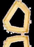 Swarovski Fancy Stone 4923/S MM 38,0X 33,0 1P00CZ(6pcs)