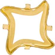 Swarovski Fancy Stone 4485/S MM 17,0 1PH2OZ(24pcs)