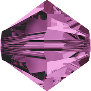 Swarovski Bead 5328 - 4mm, Amethyst (204), 1440pcs