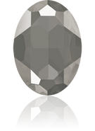 Swarovski Fancy Stone 4127 MM 30,0X 22,0 CRYSTAL DKGREY_S(24pcs)