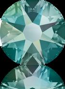 Swar Flatback 2088 - ss20, Black Diamond Shimmer (215 SHIM) Foilded, No Hotfix, 30pcs