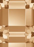 Swarovski Flatback 2400 - 4m, Crystal Golden Shadow (001 GSHA), Foiled, 720pcs)