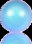 Swarovski 5810 MM 12,0 CRYSTAL IRIDESC. LT BLUE PRL(100pcs)