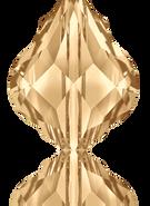 Swar Crystal/5058# 14m GSHA (2pcs)