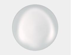 swarovski Pearl/5860# 12m Irid. Dove Grey (5pcs)
