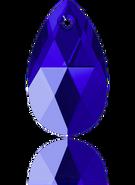 swarovski 6106# 16m Majectic Blue (2pcs)