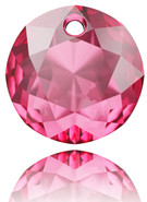 swarovski 6430# 10m Rose (4pcs)