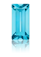 Swarovski 4501 MM 5,0X 2,5 AQUAMARINE F(720pcs)