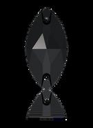 Swarovski 3223 MM 29,0X 14,5 JET(24pcs)