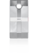 Swarovski 6696 MM 20,0 CRYSTAL CAL'V'SI P(24pcs)