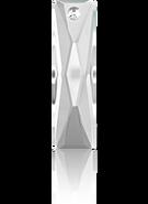 Swarovski 6465 MM 38,0X 10,0 CRYSTAL CAL'V'SI P(24pcs)