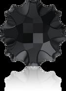 Swarovski 2612 MM 14,0 JET(36pcs)