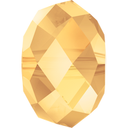 Swarovski Bead 5040 - 6mm, Crystal Metallic Sunshine (001 METSH), 360pcs