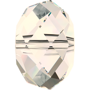 Swarovski Bead 5040 - 8mm, Crystal Moonlight (001 MOL), 288pcs