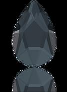Swarovski 2303 MM 8,0X 5,0 GRAPHITE M HF(144pcs)