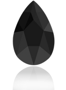 Swarovski 2303 MM 8,0X 5,0 JET(144pcs)