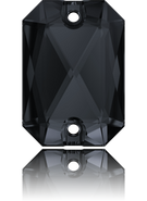 Swarovski 3252 MM 20,0X 14,0 GRAPHITE F(15pcs)