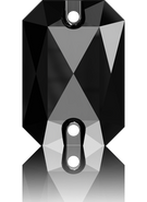 Swarovski 3252 MM 20,0X 14,0 JET(15pcs)
