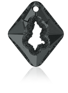 Swarovski Pendant 6926 - 36mm, Crystal Silver Night (001 SINI), 8pcs
