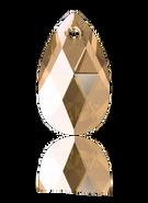 Swarovski 6106 MM 22,0 LIGHT COLORADO TOPAZ(96pcs)