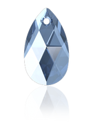 Swarovski 6106 MM 22,0 LIGHT SAPPHIRE(96pcs)