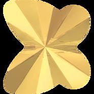 Swarovski Bead 5754 - 8mm, Crystal Metallic Sunshine (001 METSH), 288pcs