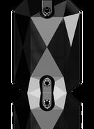 Swarovski 3252 MM 14,0X 10,0 JET(36pcs)