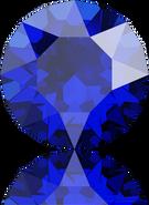 Swarovski 1088 SS 45 MAJESTIC BLUE F(144pcs)
