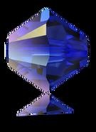 Swarovski 5328 MM 5,0 MAJESTIC BLUE AB(720pcs)