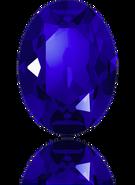 Swarovski 4120 MM 8,0X 6,0 MAJESTIC BLUE F(180pcs)
