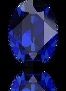 Swarovski 4127 MM 30,0X 22,0 MAJESTIC BLUE F(24pcs)