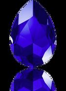 Swarovski 4327 MM 30,0X 20,0 MAJESTIC BLUE F(24pcs)