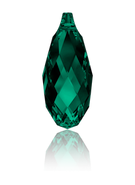 Swarovski 6010 MM 17,0X 8,5 EMERALD(36pcs)