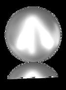 2081/2 Crystal Nacre (001 NACRE)