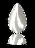 2308/4 Crystal White Pearl W_PRHF (001 650)