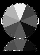 Swarovski 1185 PP 9 CRYSTAL LTCHROME(1440pcs)