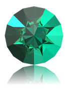 Swarovski 1185 MM 1,0 EMERALD(1440pcs)
