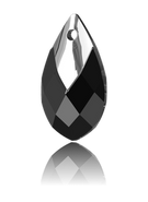 Swarovski 6565 MM 18,0 JET LTCHROMEZ MCI(36pcs)