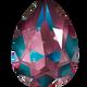 MM 18,0X 13,0 CRYSTAL Burgundy DeLite