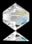 Swarovski Bead 5328 - 4mm, Crystal Shimmer,  48pcs