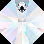 Swarovski Pendant 6401 - 8mm, Crystal Aurore Boreale (001 AB), 288pcs