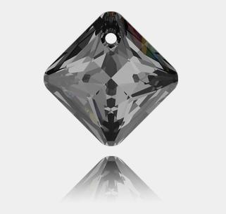 6431 - 9mm, Crystal Silver Night (SINI)
