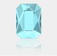 2602 - 8 x 5.5mm, Aquamarine