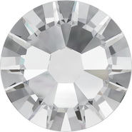 Swarovski Flatback 2058 - ss6, Crystal (001) Foiled, No Hotfix
