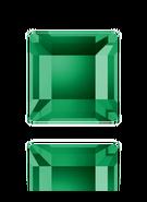 Swarovski FlatBack 2400 - 3m, Emerald (Foiled) (205)