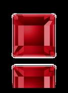 Swarovski FlatBack 2400 - 3m, Scarlet (Foiled) (276)