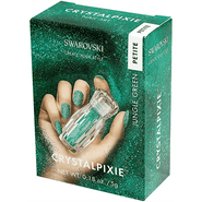Crystal Pixie - Petite, Jungle Green